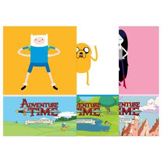 Adventure Time: Mathematical Edition Volumes 1-3 (Hardcover)