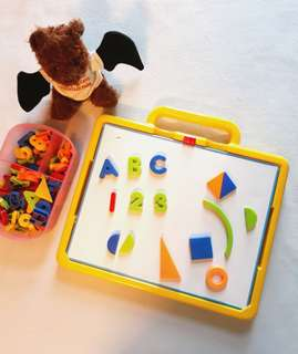 Magnetic Learning Case by Megcos