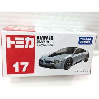 「日本帶回」正版 多美 合金 小汽車 BMW i8系列 TOMICA