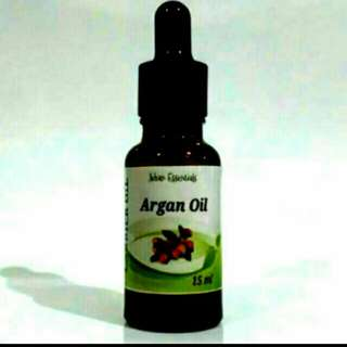 ARGAN and ROSEHIP OIL