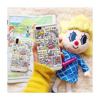 cats_日系 手札感SORAKARA酱麵包超人 iphone系列手機殼