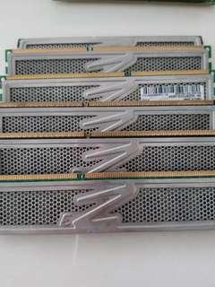 2x6 RAM DDR2
