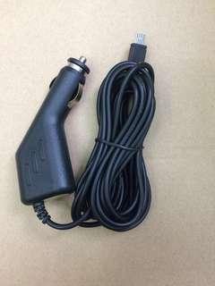 Car cam charger 行車記錄儀車充 micro