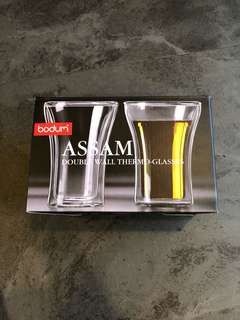 Bodum Assam double wall thermo-glasses