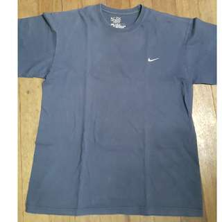 Nike blue shirt