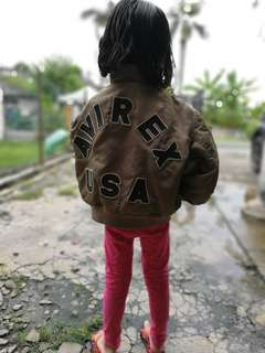 Avirex jacket kids