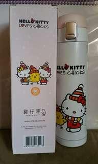 Hello Kitty 雞仔嘜 保溫杯300ml
