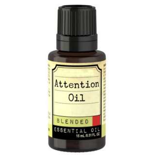 Attention Oil
