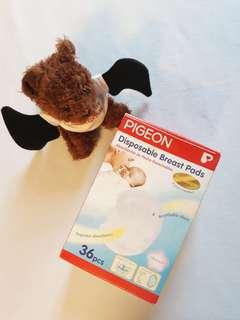 Pigeon Breastfeeding Pads