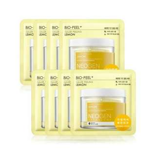 [READY STOCK] NEOGEN Bio Peel Lemon Sample