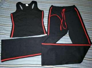 *authentic* Sassa Active Wear set | jogging pants and top