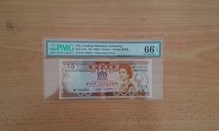 Fiji banknote