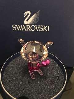 Swarovski 水晶擺設 施華洛世奇 小豬仔