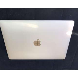 "(特價一台) APPLE  Macbook 12"" 2015 M5 8G 512G SSD 80%NEW (二手)"