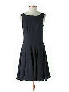 Divided By H&M Dark Brown Dress