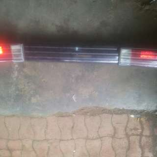 Proton saga(iswara sedan) rear Brake lamp set