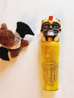 Bumblebee Tumbler from Universal Studios SG