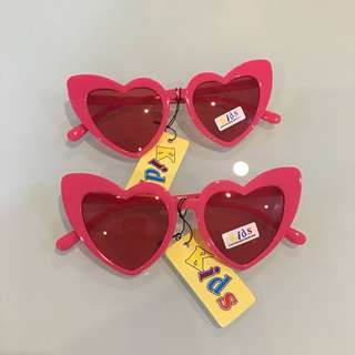 Heart Sunnies for Kids