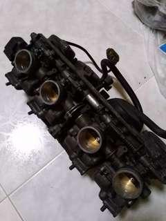 Honda vtec spec 1/2/3 carburetor. (Serviced and cleaned internally.)