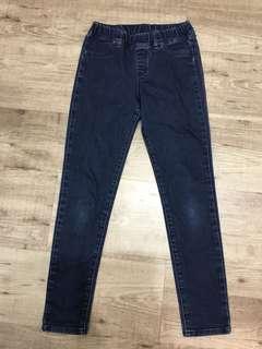 🚚 Uniqlo 女童牛仔褲 (可換物)