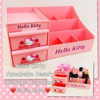 *NEW IN IN SG* Hello Kitty Annabelle Beauty Storage Organizer