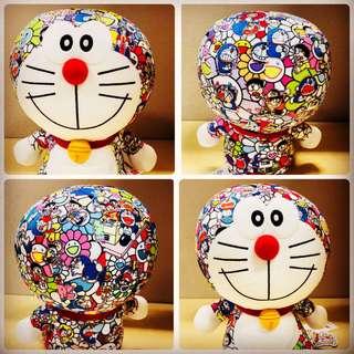 Doraemon x UT x 村上隆 公仔