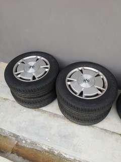 Dunlop SP Sport 195/65/15