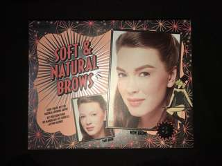 Benefit Soft and Natural Brows Set #3
