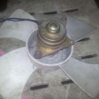 Radiator n condensor fan n motor universal