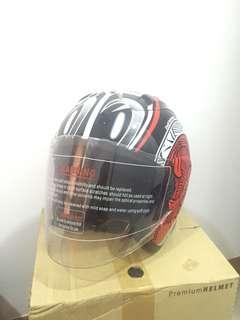 Nakano helmet