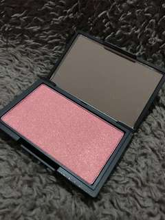 Sleek Rose Gold Blush