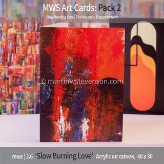MWS Art Cards - Pack 2