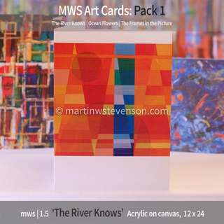 MWS Art Cards -Pack 1