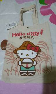 Hello Kitty 台灣好米布袋