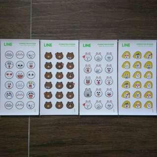 🆕 LINE Friends Stickers
