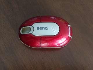 Benq 小型無線滑鼠