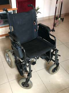 美國製造電輪椅