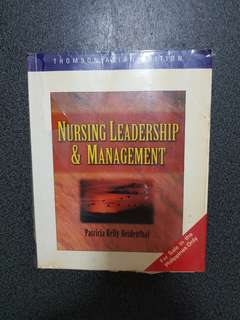 Nursing Leadership Management & Management