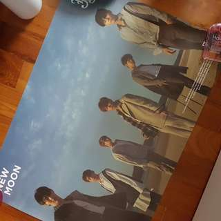 [wts] jbj new moon album official poster