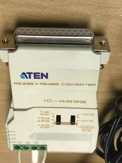 Aten RS-232 to RS-485/RS-422 Bu-directional Converter