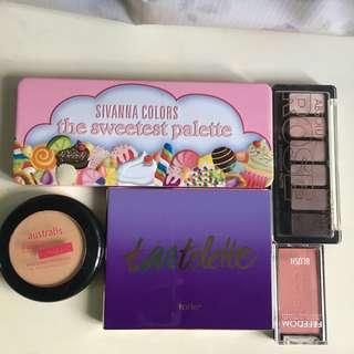 Makeup clearance!!!!