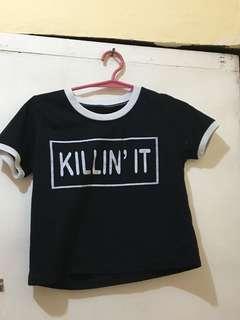 Killin It top
