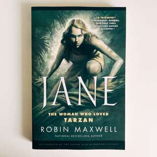 Jane: The Woman Who Loved Tarzan || Robin Maxwell
