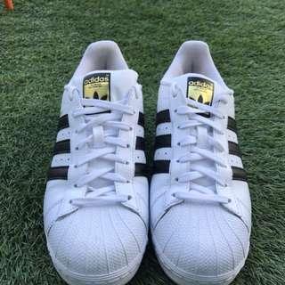 Adidas Superstar Size 9 US