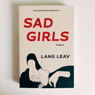 Sad Girls || Lang Leav