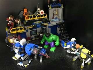 Avenger Lego set