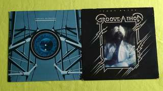 ISAAC HAYES ● ILS AND SOLO . groove - a - thon / frozen / reprize  (buy 1 get 1 free )  vinyl record