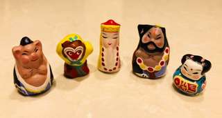 Journey to the West Clay Miniatures