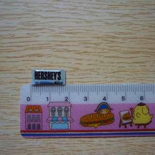 Dollhouse Miniature Chocolate Candy Set Of (5pcs)
