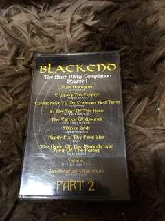 Blackend-The black metal compilation vol 1 pt2